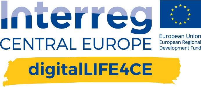 Logo digital LIFE4CE